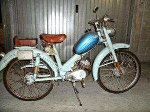 Modell 50cc