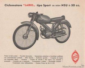 Modell Lario
