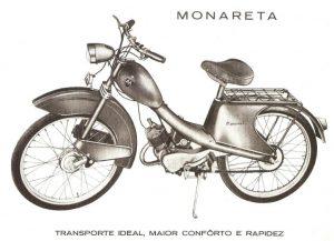 Prospekt Modell Monareta